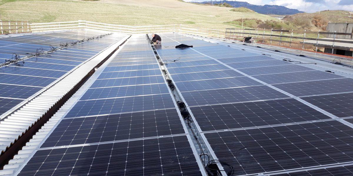 Altair Chimica - Sostenibilità Pannelli Solari